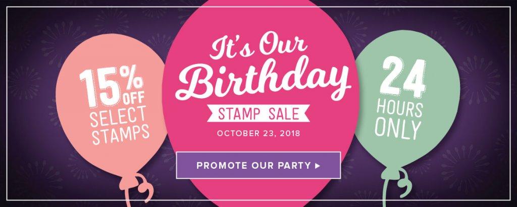24-Hour Birthday Sale!!!