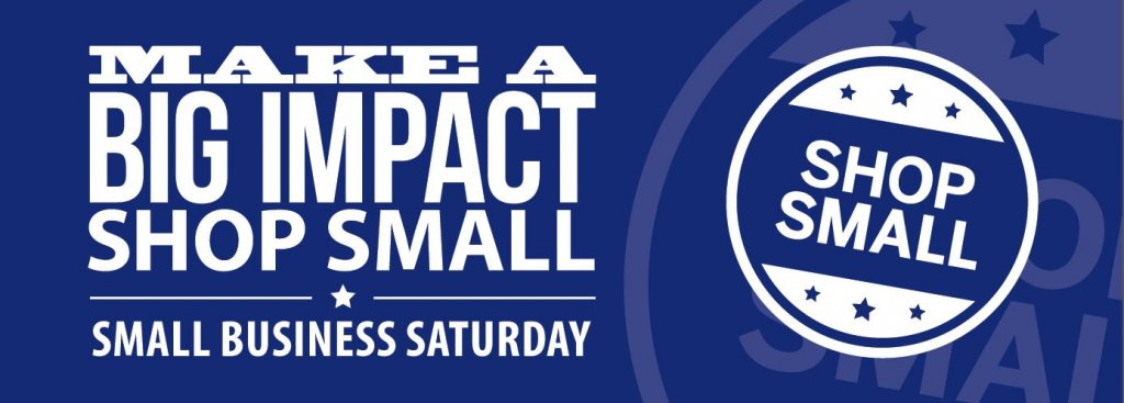 Small Business Saturday Event!