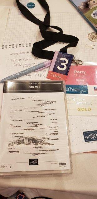 Sneak Peek into the 2020 Catalog! - Blog Hop - Stamp Patty's