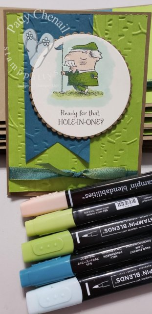 On To Adventure an adorable stamp set from the 2019-2020 Annual Catalog made even more beautiful with our Stampin' Blends!