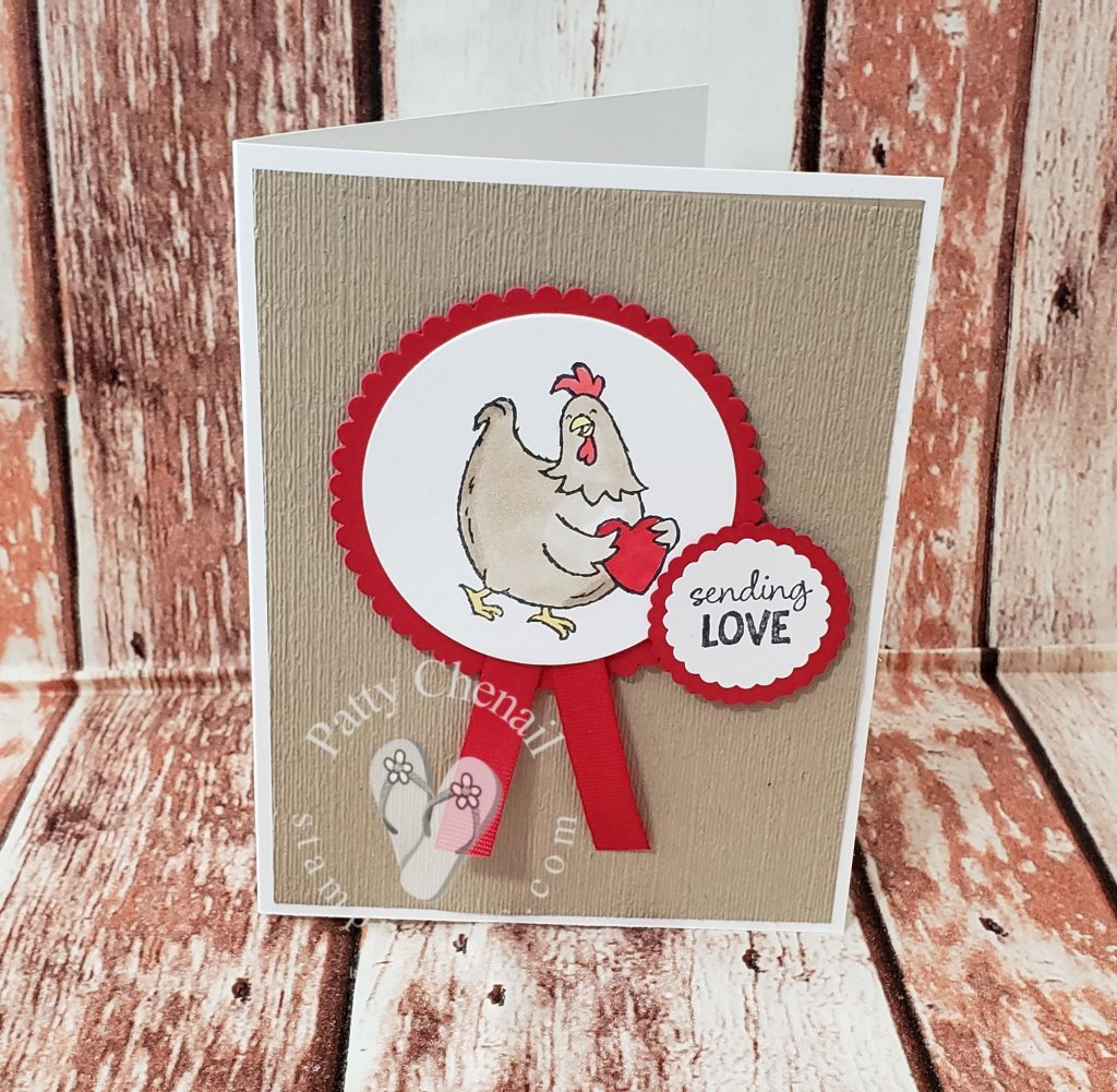 Birds of A Feather #5 – Would you be my Valentine? – See a recap of all of my projects created with this fabulous stamp set!
