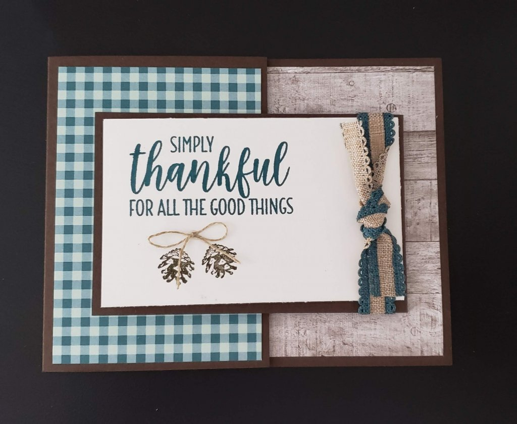 Stamper's Dozen Blog Hop – Welcome Fall Y'All…..fall creations from the hopping team!